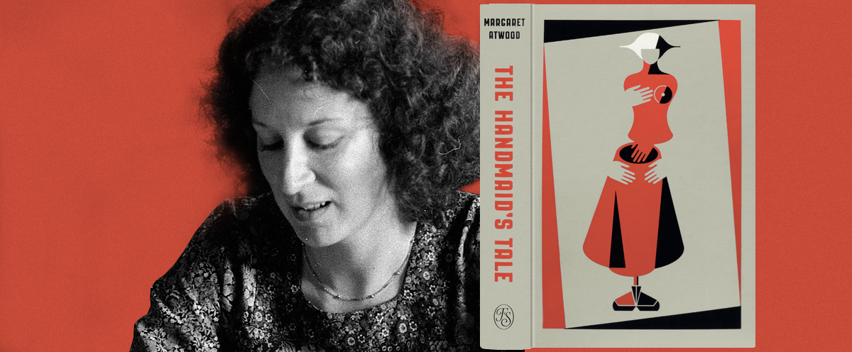 Margaret Atwood On How She Came To Write The Handmaids Tale