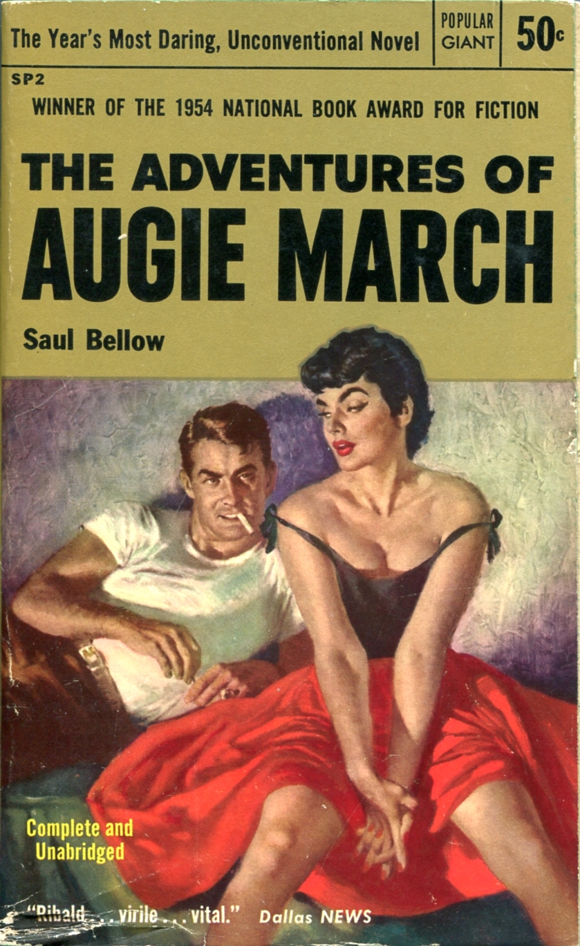 augie march pulp