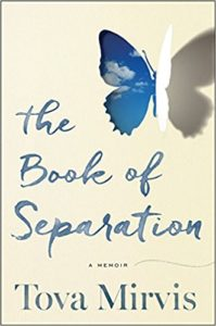 Tova Mirvis The Book of Separation