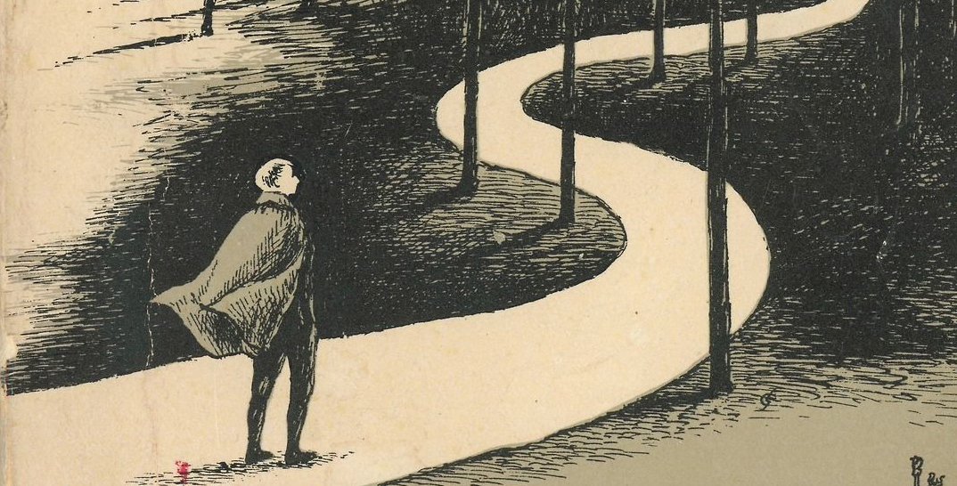 Edward Gorey's Illustrated Covers for Literary Classics
