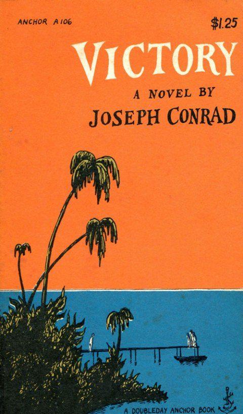 Cover by Edward Gorey, 1957 Conrad
