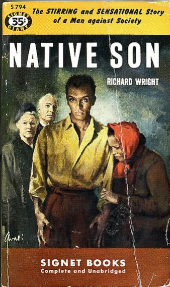 native son pulp