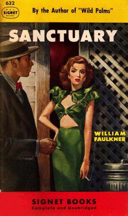 faulkner pulp