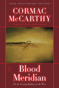cormac mccarthy blood meridian