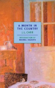 A Month in the Country J L Carr