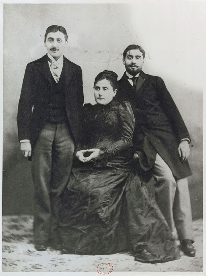 proust and mom