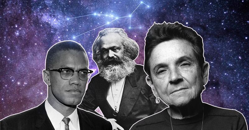 Writers of the Zodiac: Revolutionary Taureans Make the World