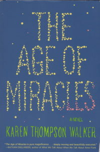 Karen Thompson Walker,The Age of Miracles