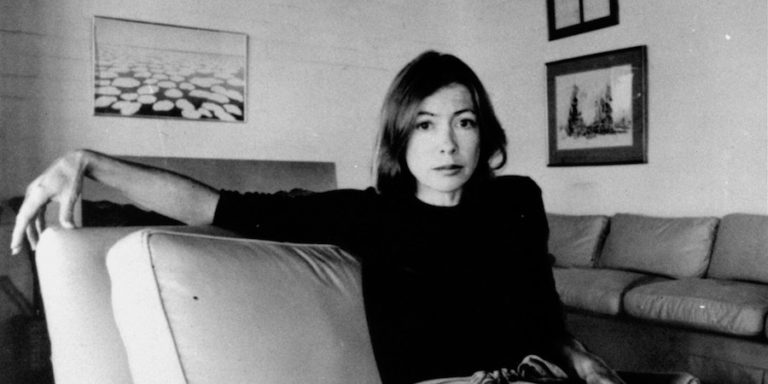on morality by joan didion Didion opens her essay, on morality, by immediately letting the reader know that she is writing from her own perspective as it happens i am in death valley, in a room at the enterprise motel and trailer park, and it is july, and it is hot.