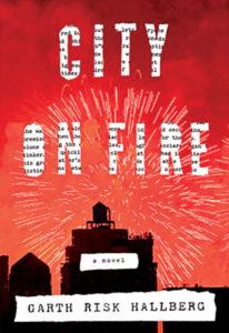 Garth Risk Hallberg,City on Fire