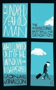 The 100-Year-Old Man Who Climbed Out the Window and Disappeared, Jonas Jonasson