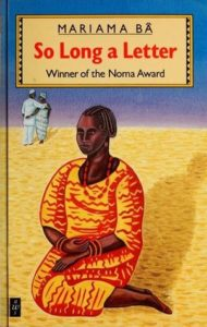 So Long a Letter, Mariama Bâ