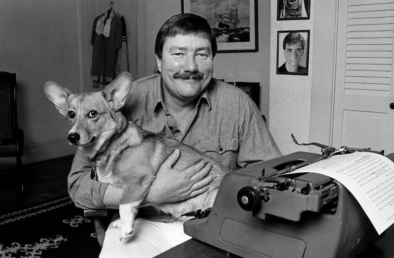Robert B. Parker dog