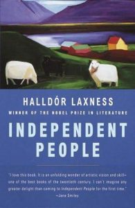 Independent People, Halldór Laxness