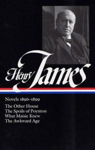 henry james novels