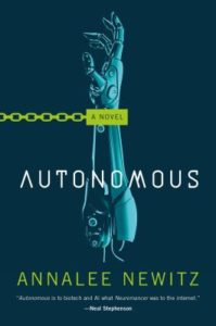 Annalee Newitz Autonomous