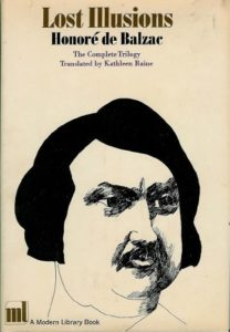 balzac lost illusions