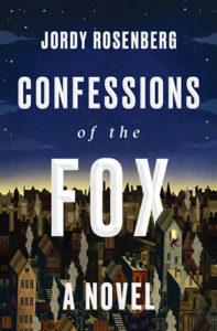 Confessions of the Fox Jordy Rosenberg