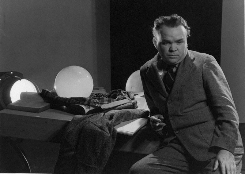 Cyril Connolly by Cecil Beaton