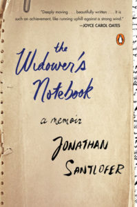 Jonathan Santolefer, The Widower's Notebook