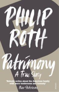 Philip Roth Patrimony