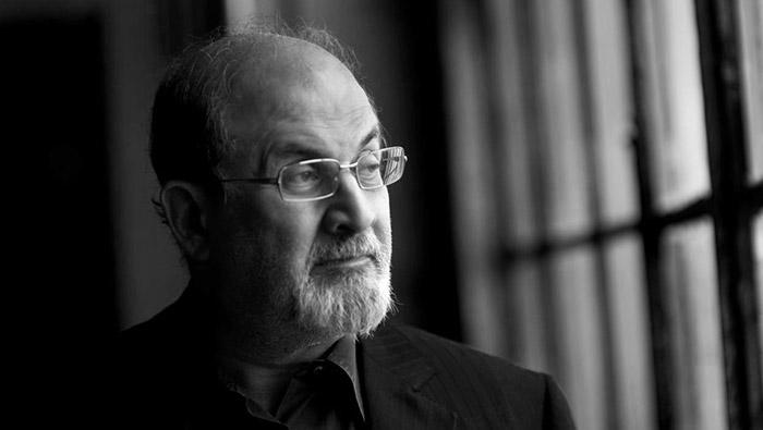 Salman Rushdie ‹ Literary Hub