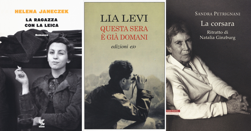 Will A Woman Writer Win Italy's Strega Prize This Year? by Jeanne Bonner for LitHub