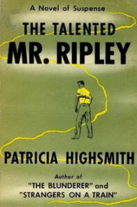 The Talented Mr. Ripley, Patricia Highsmith