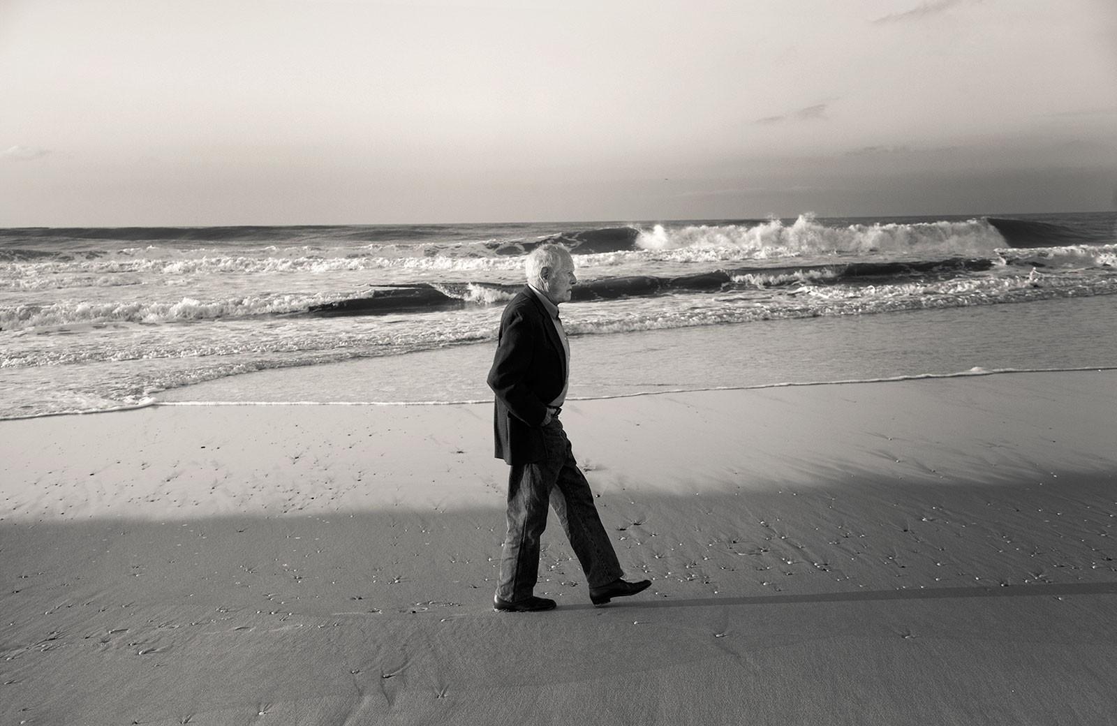 James Salter beach