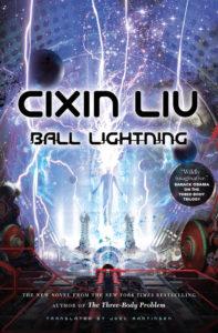 Cixin Liu,Ball Lightning