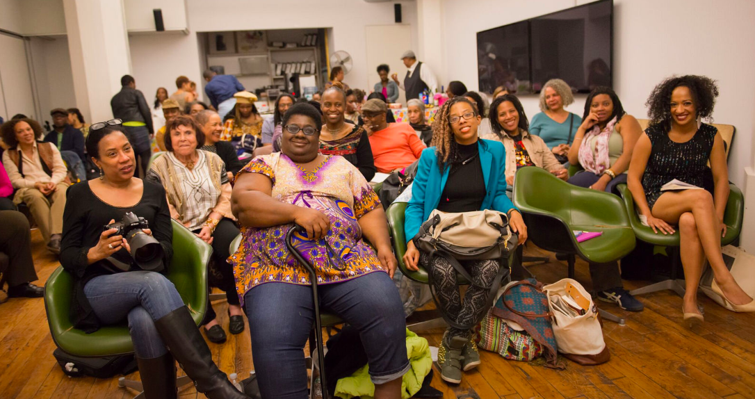 From Apartment to Bryant Park: A Poetry Salon Grows Up