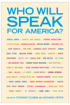 who will speak for america