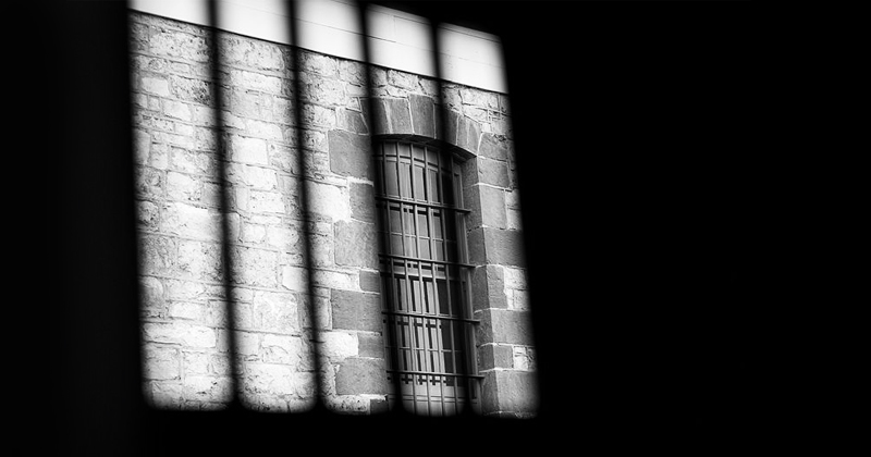 The Books That Kept Me From Falling Apart in County Jail | Literary Hub