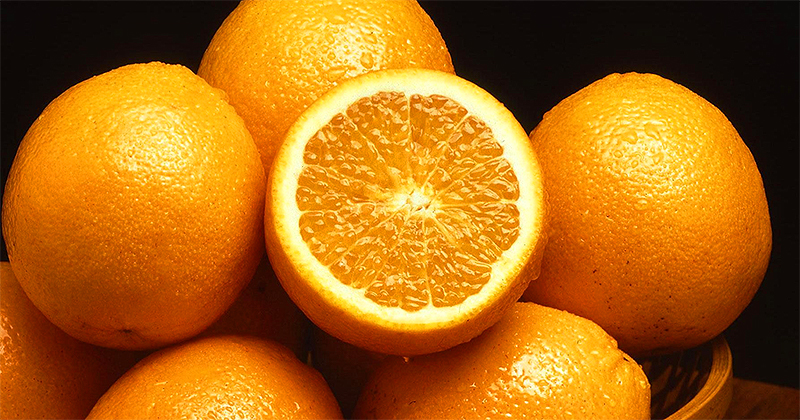 Color Or Fruit On The Unlikely Etymology Of Orange Literary Hub