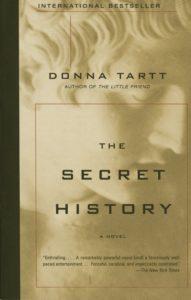 Donna Tartt, The Secret History