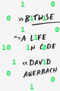 David Auerbach, Bitwise