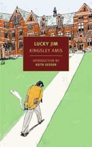 Kingsley Amis, Lucky Jim