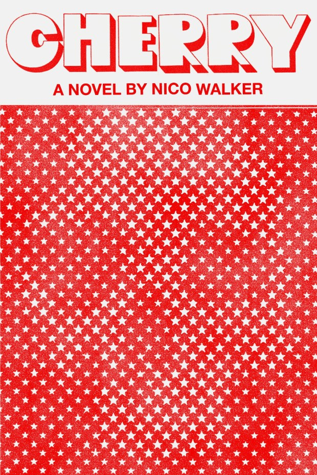 Cherry by Nico Walker; design by Janet Hansen (Knopf / August 2018)