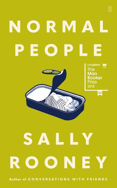Sally Rooney, Normal People (Faber and Faber (UK))