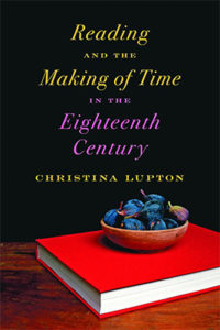 reading and the making of time in the 18th C