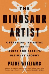 Paige Williams, The Dinosaur Artist