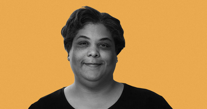 Roxane Gay: What Does a Political Story Look like in 2018?