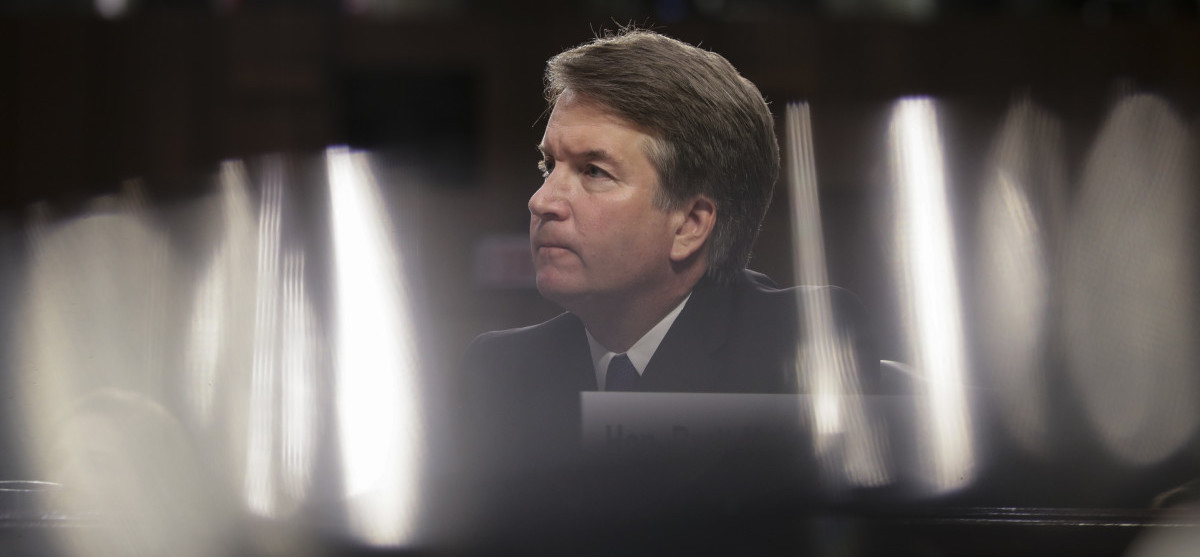 They Don't Want to Know: Rebecca Solnit on Brett Kavanaugh and the Denial of Old White Men