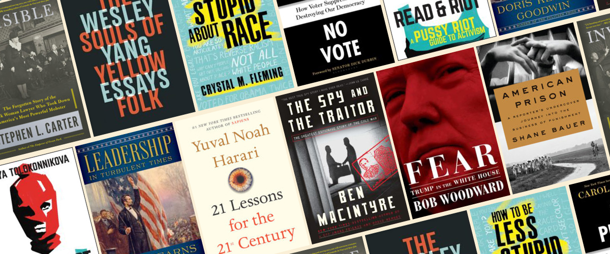 Lit Hub S Fall 2018 Nonfiction Preview Politics Social Science