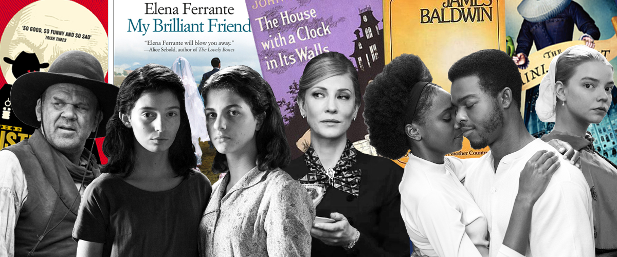 23 Literary Movies And Tv Shows You Should Be Watching This