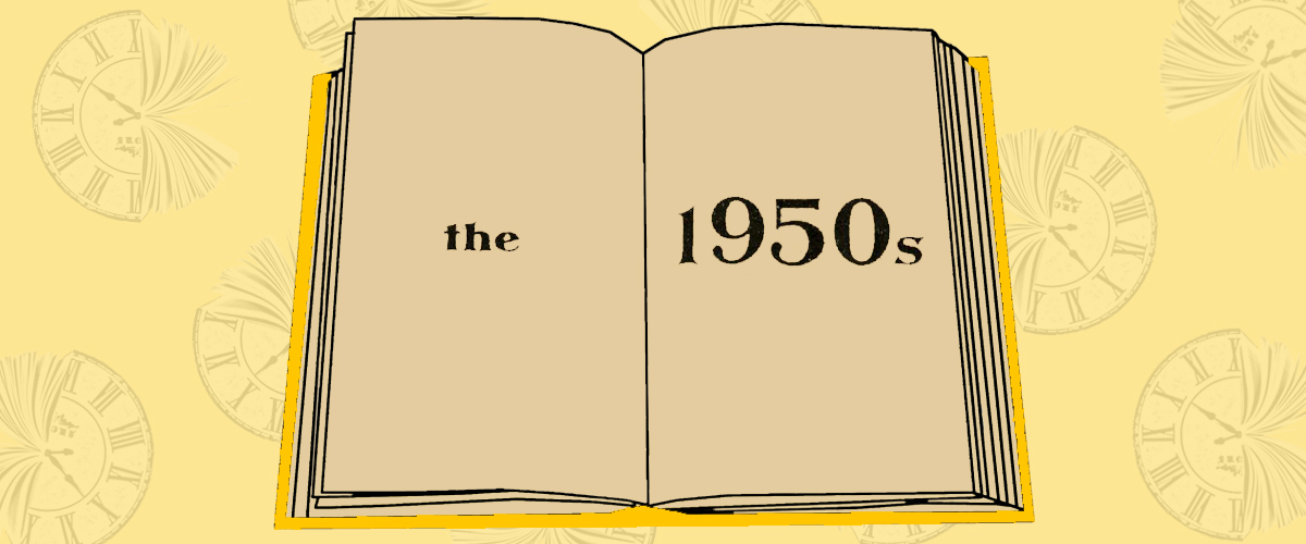 A Century of Reading: The 10 Books That Defined the 1950s