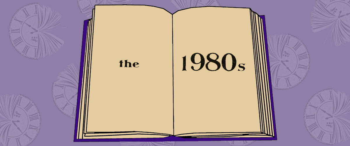 A Century of Reading: The 10 Books That Defined the 1980s