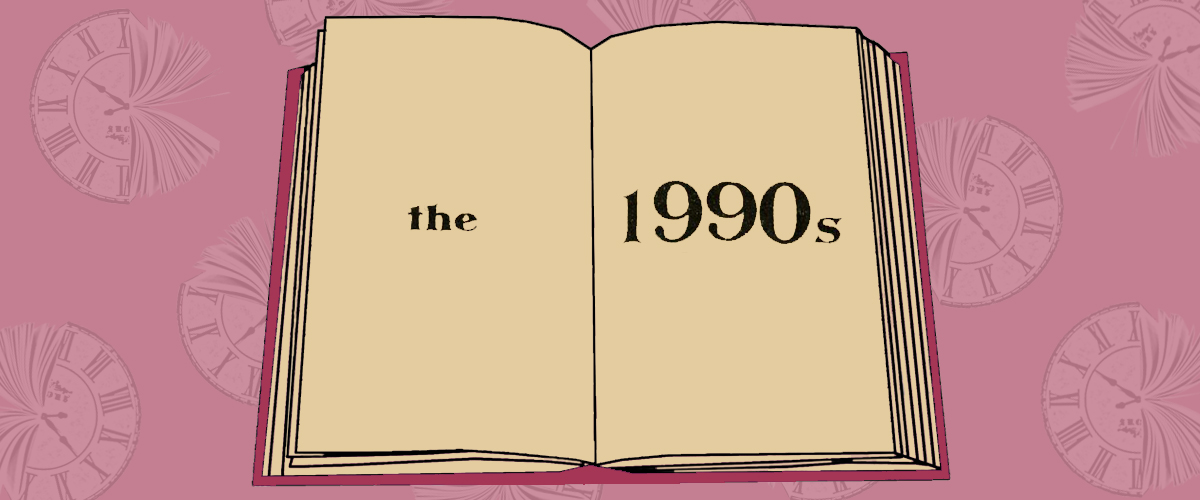 A Century of Reading: The 10 Books That Defined the 1990s | Literary Hub