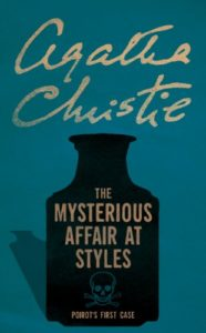 Agatha Christie, The Mysterious Affair at Styles (1920)