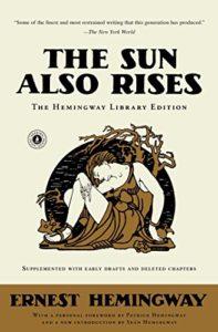Ernest Hemingway, The Sun Also Rises
